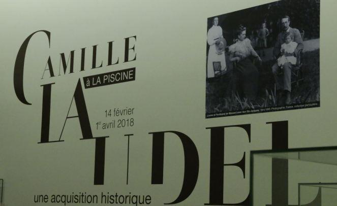 Camille Claudel au Musée de la Piscine Roubaix