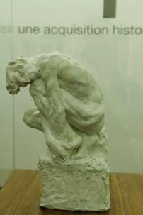 Lhomme penché Camille Claudel Musée de la Piscine Roubaix