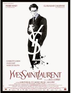Affiche YSL