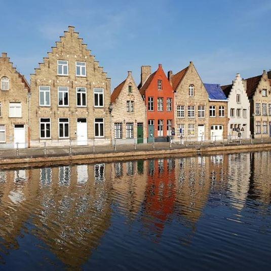 Bruges Avril