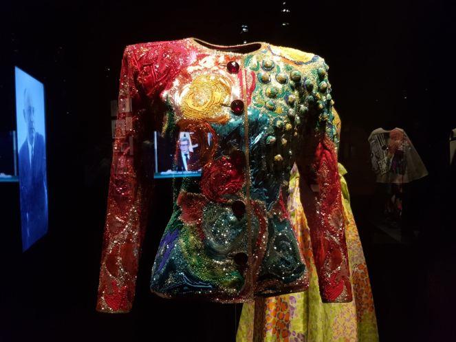 Musée Yves St Laurent Paris 12
