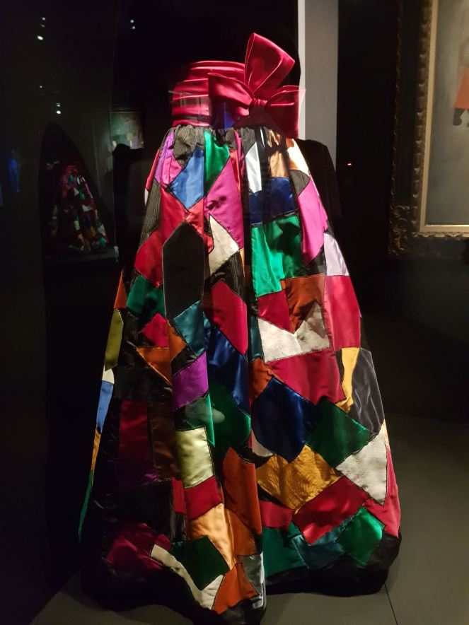 Musée Yves St Laurent Paris 9