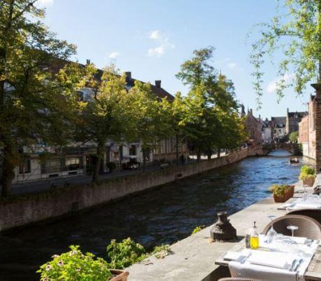 Pergola Bruges