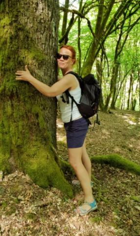 Energie autour d'un arbre