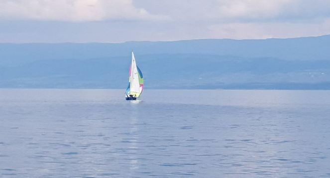 Le Lac Léman côté Suisse