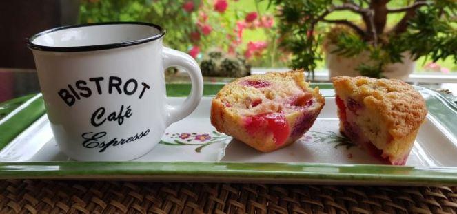 Muffin Cerise 1