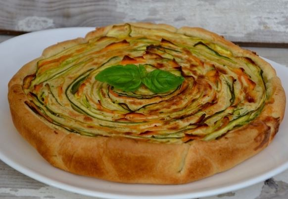 Tarte spirale courgettes&carottes 2