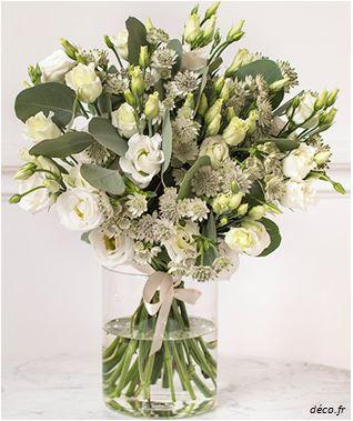 Bouquet avec astrances